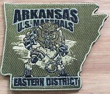 US Marshals Service - ED of Arkansas SecondGEN OD - Genuine *Kokopelli Patch*