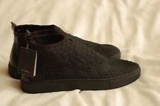 Zara Ankle Men's New Sneakers Shoes Slip on Stretchy Size 42 left and 41 right