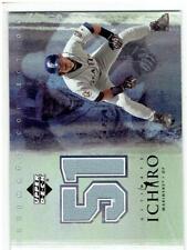 Ichiro Suzuki 2001 Ultimate Collection Ichiro Jersey #U-I