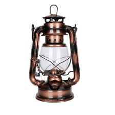 Iron Antique Bronze oil kerosene lamp