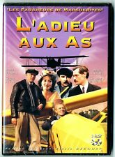 COFFRET 2 DVD ★ L'ADIEU AUX AS - BRUNO PRADAL, GERARD JUGNOT ★ NEUF SOUS CELLO