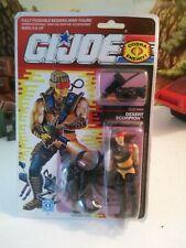 1991 Cobra Desert Trooper: DESERT SCORPION(v1):100% CMP/MOC!!