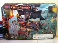 Pirates of the Caribbean MEGA BLOKS Dead Mans Chest-Pirates Conquest 450 Pcs