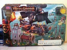 Pirates of the Caribbean MEGA BLOKS Dead Mans Chest-Pirates Conquest 450 Pcs