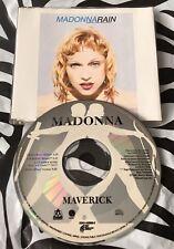 Madonna - Rain Rare CD Single