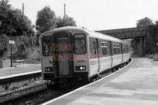 PHOTO  CLASS 150 UNIT 150261 AT SALTASH RAILWAY STATION