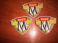 Maico Aufkleber Sticker Pepper  Wappen Old Scool