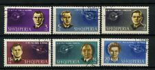 Albania 1963 SG#763-8 Cosmonauts Cto Used Set #A41106