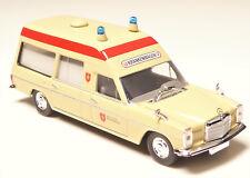 H0 BREKINA Starmada Mercedes Benz MB 8 KTW Krankenwagen Malteser Hilfsd. # 13807
