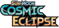 Pokemon - SM Cosmic Eclipse - Reverse Holos