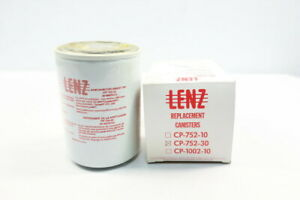 Lenz CP-752-30 25 Micron Replacement Cartridge