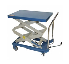 Baileigh Hydraulic Lift Cart B Cart X2
