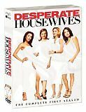 DESPERATE HOUSEWIVES : The complete first series - CHERRY Marc - DVD