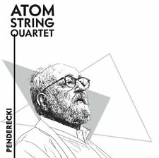 ATOM STRING QUARTET - PENDERECKI / CD / POLONIACREW