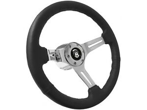 VW Karmann Ghia Beetle Kafer 1973 steering wheel hub adapter boss kit MOMO 0248