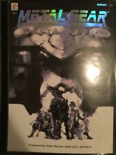 Metal Gear Solid Ghost Babel B3 Foil Poster
