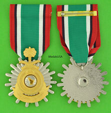 Saudi Arabia Liberation of Kuwait MEDAL USM603 made in the USA
