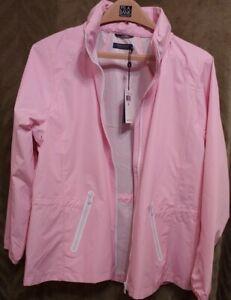 Ralph Lauren Women's Polo Golf Rain Jacket Size XL $168