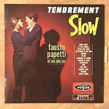 Vinyle 33 T - Fausto Papetti Tendrement Slow - Tender slow - DLEX0530 - LP Rpm