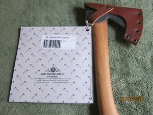 Gransfors Bruks Small Hatchet, New With Tags.  Best Small Hatchet Ever Made!