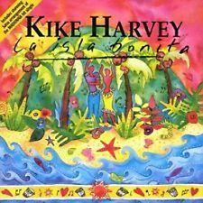 CD KIKE HARVEY - LA ISLA BONITA  / neuf & scellé