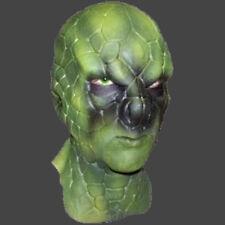 Lizard Kin Latex Overhead Balaclava style Mask