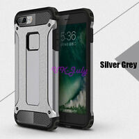 For Phones Heavy Duty Shockproof Hybrid Armor Tough Hard Protective Case Cover