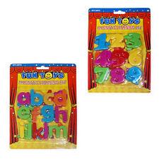 Words & Phrases Plastic Decorative Fridge Magnets