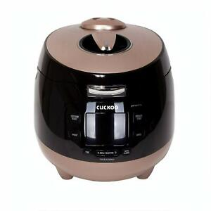 Cuckoo CRP-M1077S Multifunctional & Programmable Electric Pressure Rice Cooke...