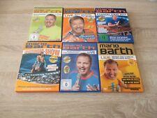 Mario Barth  10 DVD Sammlung  Männer Sind  Primitiv + Bekloppt + Peinlich + ...