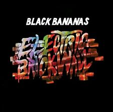 Black Bananas - Electric Brick Wall [CD]