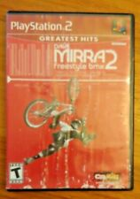 Dave Mirra Freestyle BMX 2 Greatest Hits Sony PlayStation 2, 2002 PS2No Manual