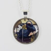 NIFFLER STEALING NECKLACE fantastic beasts and where to find them harry potter