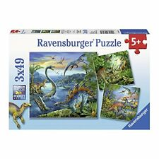 Ravensburger - 09317 - Puzzle - la Fascination des Dino