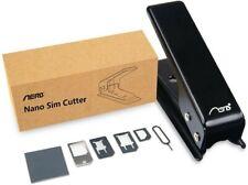 Aerb Sim Card Cutter with Nano-Micro, Nano-Standard, Micro-Standard Sim Adapt...
