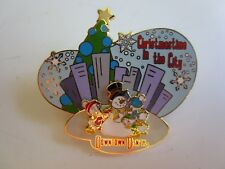 Pin 8602 Wdw - Christmastime in the City - Huey, Dewey and Louie Disney Le 1500