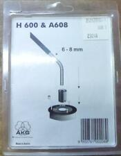 AKG h600 & a608 supporto elastica per microfoni PORTACELLULARE
