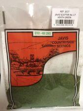 Javis JS17 - No.17 Heath Green Mixture Scenic Scatter Material - 2nd Class Post