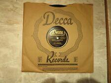 US 78 upm Guy Lombardo: White Christmas / Anniversary Polka, Decca 18717