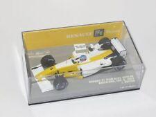 Jenson Button Renault Diecast Racing Cars MINICHAMPS