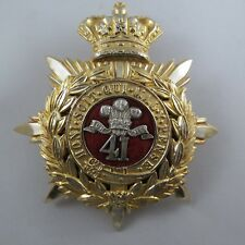 Military Cloth Helmet Badge 41st Regiment of Foot The Welsh Regiment