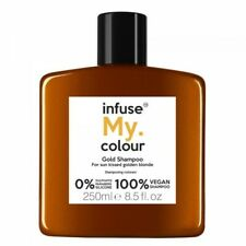 Infuse My. Colour Shampoo 250ml – Gold
