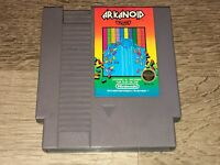 Arkanoid Nintendo Nes Cleaned & Tested Authentic