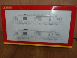 Hornby R2412 Mainline Co-Co Diesel Electric Class 37 Multiple Working Weathered