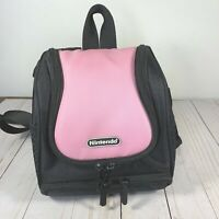 OFFICIAL Nintendo Game Boy Advance SP GBA Pink Mini Backpack Bag Carrier BD&A