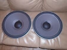 """JBL 2231H 15"""" Woofers Reconed with JBL c8r2235 4333b 4343b 4350"""