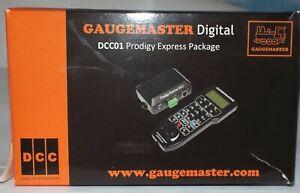 GAUGEMASTER DCC01 PRODIGY DIGITAL CONTROLLER