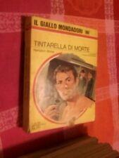 IL GIALLO MONDADORI N. 1088-HAMPTON STONE-TINTARELLA DI MORTE-7/12/1969