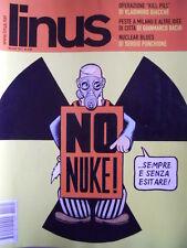 LINUS - Rivista fumetti n°5 2011 [G267]