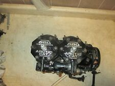 COMPLETE Arctic Cat 94 95 96 97 ZR EXT Pantera 580 Carbed Engine Motor 0662-085